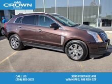 2015_Cadillac_SRX_Luxury AWD *Local/One Owner/New tires*_ Winnipeg MB
