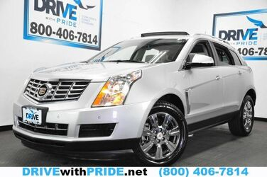 Cadillac SRX Luxury Collection 1 OWN FACT WRNTY BOSE REAR CAM SENSORS PANO 2015