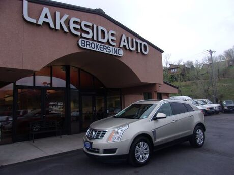 2015 Cadillac SRX Luxury Collection AWD Colorado Springs CO