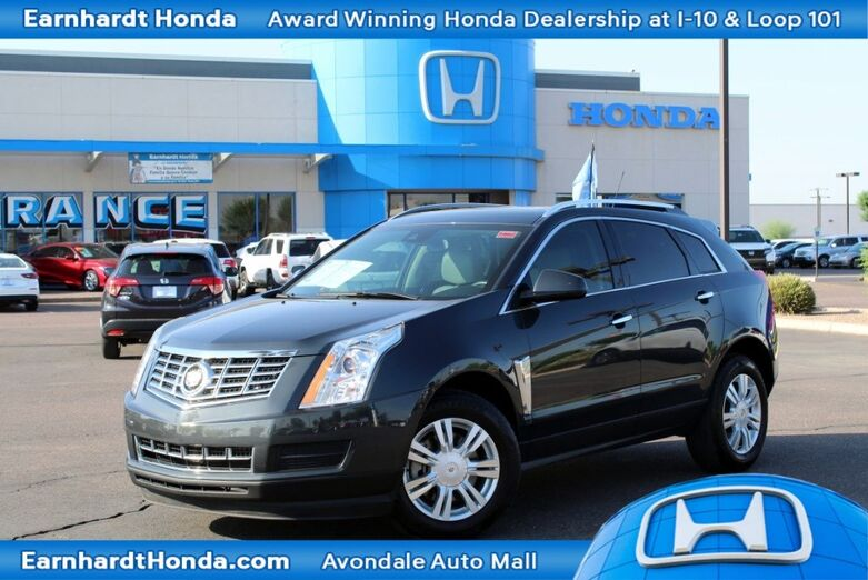 2015 Cadillac SRX Luxury Collection Avondale AZ