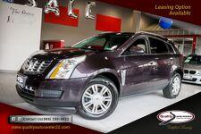 2015 Cadillac SRX Luxury Collection Driver awareness Pkg Navi Wood Trim