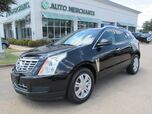 2015 Cadillac SRX Luxury Collection FWD LEATHER, NAVIGATION, PREMIUM STEREO, PANORAMIC SUNROOF, HTD FRONT STS
