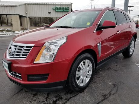 2015 Cadillac SRX Luxury Collection Fort Wayne Auburn and Kendallville IN