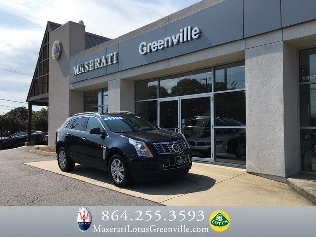 2015 Cadillac SRX Luxury Collection Greenville SC