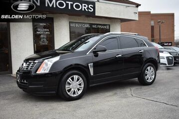 2015_Cadillac_SRX_Luxury Collection_ Willow Grove PA
