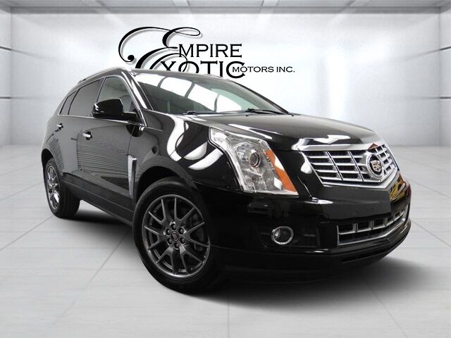 2015 Cadillac SRX Performance Addison TX