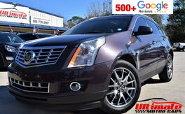 2015_Cadillac_SRX_Performance Collection 4dr SUV_ Saint Augustine FL