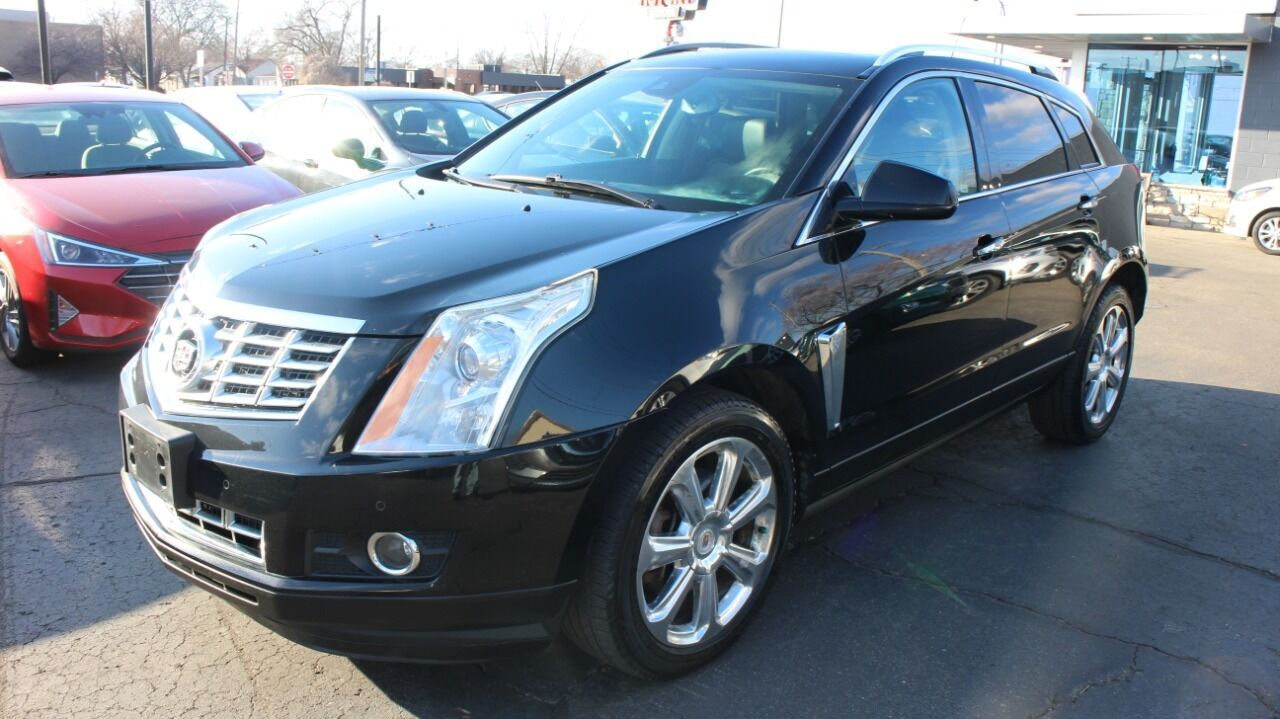 2015 Cadillac SRX Performance Collection AWD 4dr SUV Wyandotte MI