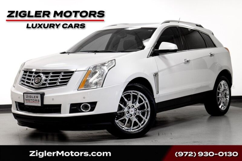 2015 Cadillac SRX Performance Collection Addison TX