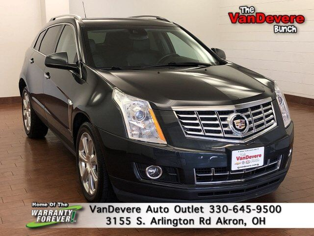 2015 Cadillac SRX Performance Collection Akron OH