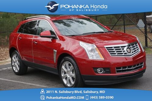 2015_Cadillac_SRX_Performance_ Salisbury MD