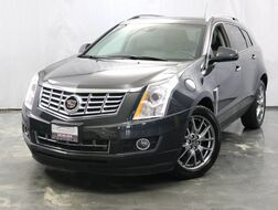 2015_Cadillac_SRX_Premium Collection / 3.6L V6 Engine / AWD / Panoramic Sunroof / Navigation / Bluetooth / Parking Aid with Rear View Camera / Bose Premium Sound System / Push Start / Lane Departure Warning_ Addison IL