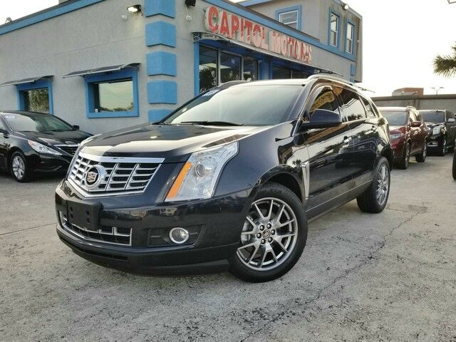 2015 Cadillac SRX Premium Collection Jacksonville FL