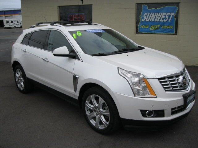 2015 Cadillac SRX Premium Collection Newport OR