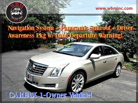 2015_Cadillac_XTS_Luxury_ Arlington VA