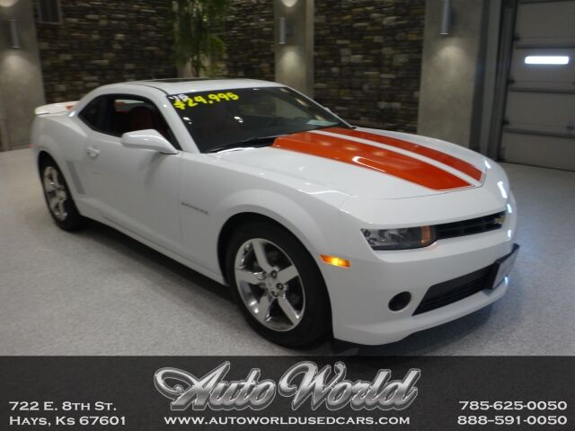 2015 Chevrolet CAMARO 2LT PERFORMANCE  Hays KS