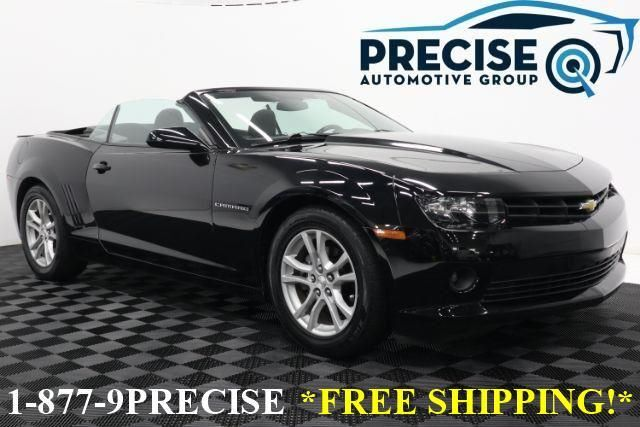 2015 Chevrolet Camaro 1LT Convertible Chantilly VA