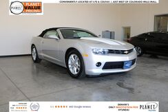 2015 Chevrolet Camaro 1LT Golden CO
