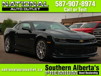 Chevrolet Camaro 2-SS - MAGNUSON SUPERCHARGED - 21 INCH WHEELS -RARE Lethbridge AB