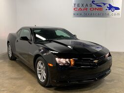 2015_Chevrolet_Camaro_2LS AUTOMATIC BLUETOOTH CRUISE CONTROL ALLOY WHEELS AUX INPUT ON_ Addison TX