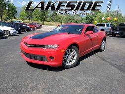 2015_Chevrolet_Camaro_2LS Coupe_ Colorado Springs CO