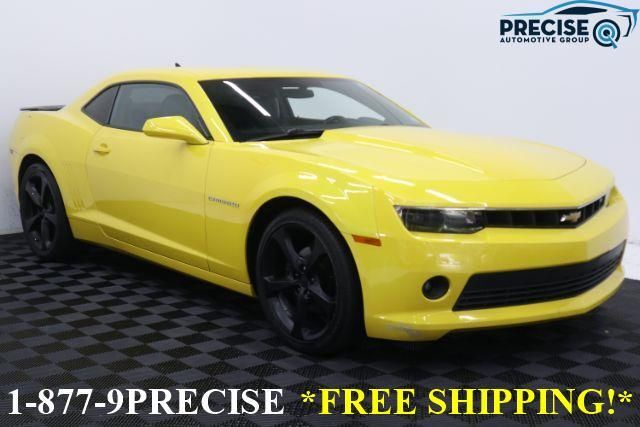 2015 Chevrolet Camaro 2LT Coupe Chantilly VA