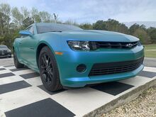 2015_Chevrolet_Camaro_2d Coupe LS2_ Outer Banks NC