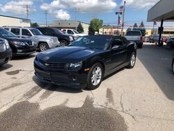 2015_Chevrolet_Camaro Convertible_1LT_ Cleveland OH