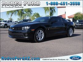 2015_Chevrolet_Camaro_LS_ Phoenix AZ
