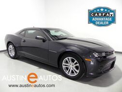 2015_Chevrolet_Camaro LT_*AUTOMATIC, TOUCH SCREEN, STEERING WHEEL CONTROLS, ALLOY WHEELS, CRUISE, BLUETOOTH PHONE & AUDIO_ Round Rock TX