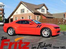 2015_Chevrolet_Camaro_LT_ Fishers IN