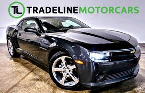 2015_Chevrolet_Camaro_LT REAR VIEW CAMERA, LEATHER, BLUETOOTH AND MUCH MORE!!!_ CARROLLTON TX