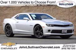 2015_Chevrolet_Camaro_LT_ Roseville CA