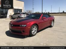 2015_Chevrolet_Camaro_LT_ Wichita KS