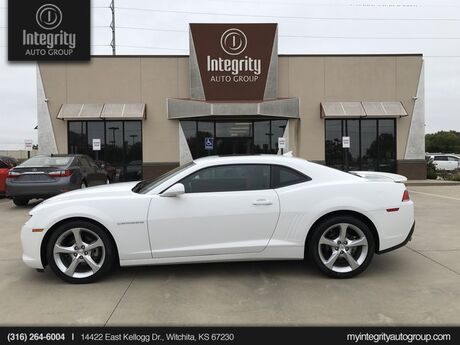 2015 Chevrolet Camaro LT Wichita KS