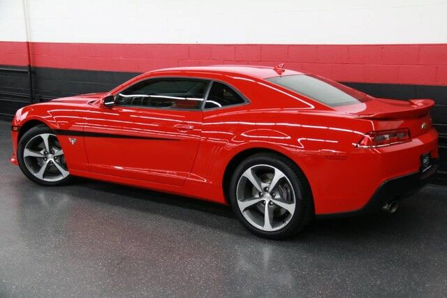 2015 Chevrolet Camaro SS Commerative Special Edition 2dr Coupe Chicago IL