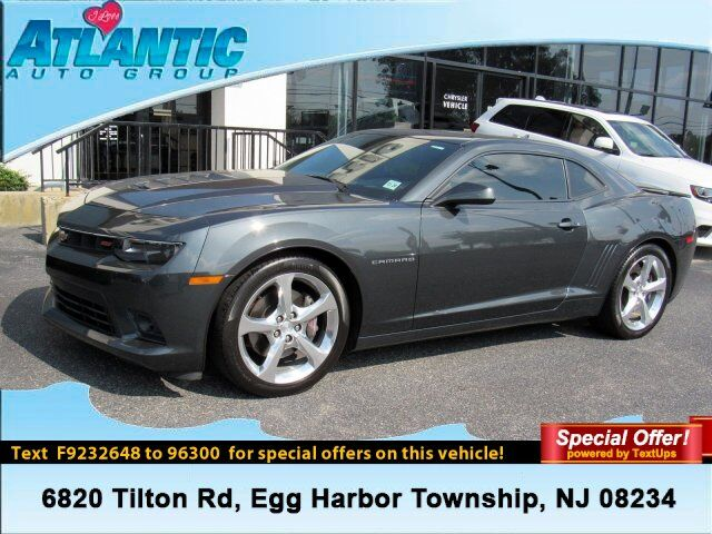 2015 Chevrolet Camaro SS Egg Harbor Township NJ