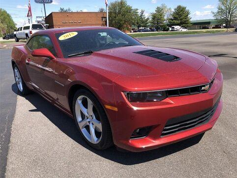 2015_Chevrolet_Camaro_SS_ Evansville IN