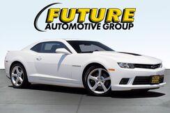 2015_Chevrolet_Camaro_SS_ Roseville CA