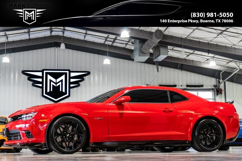 2015_Chevrolet_Camaro_Z/28 Twin Turbo_ Boerne TX