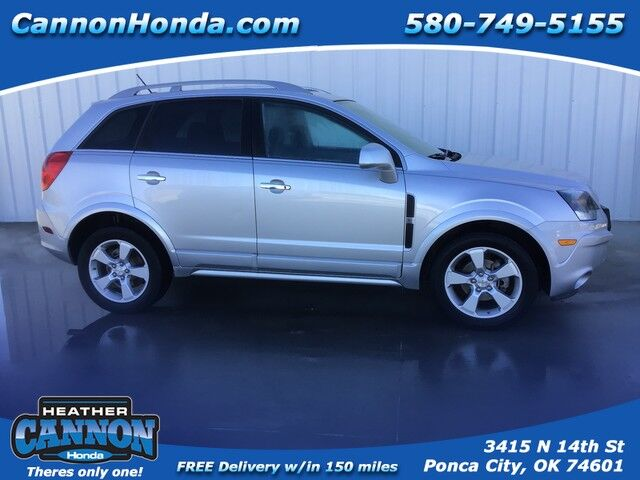 2015 Chevrolet Captiva Sport Fleet LT Ponca City OK