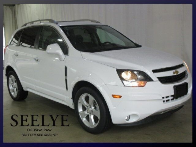2015 Chevrolet Captiva Sport LTZ Battle Creek MI