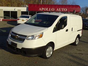 Chevrolet City Express Cargo Van LS 2015