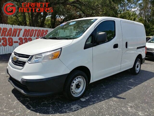 2015_Chevrolet_City Express Cargo Van_LS_ Fort Myers FL