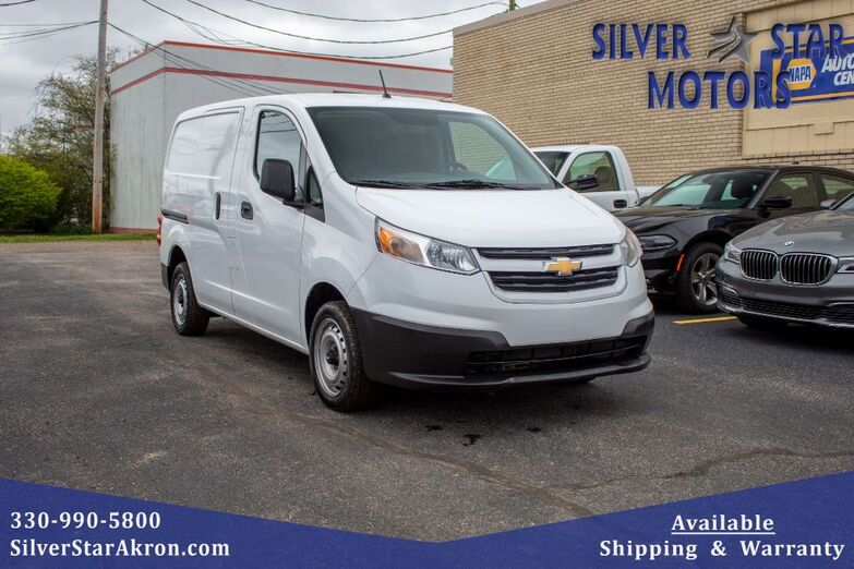 2015 Chevrolet City Express Cargo Van LS Tallmadge OH