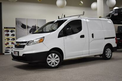2015_Chevrolet_City Express Cargo Van_LT_ Boston MA