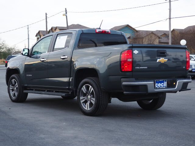 2015 Chevrolet Colorado   TX