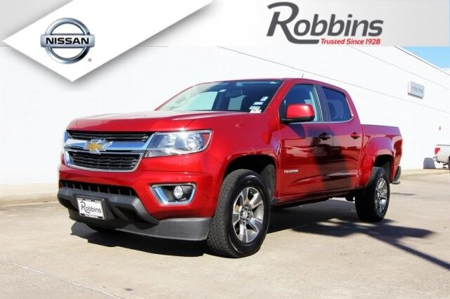 2015 Chevrolet Colorado 2WD LT Houston TX