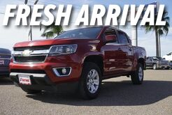 2015_Chevrolet_Colorado_2WD LT_ Mission TX