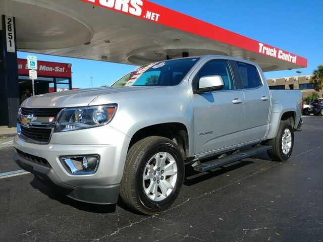 2015_Chevrolet_Colorado_2WD LT_ Fort Myers FL